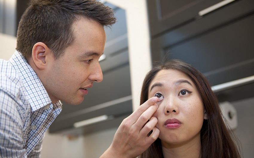 contact lenses fitting in Mississauga
